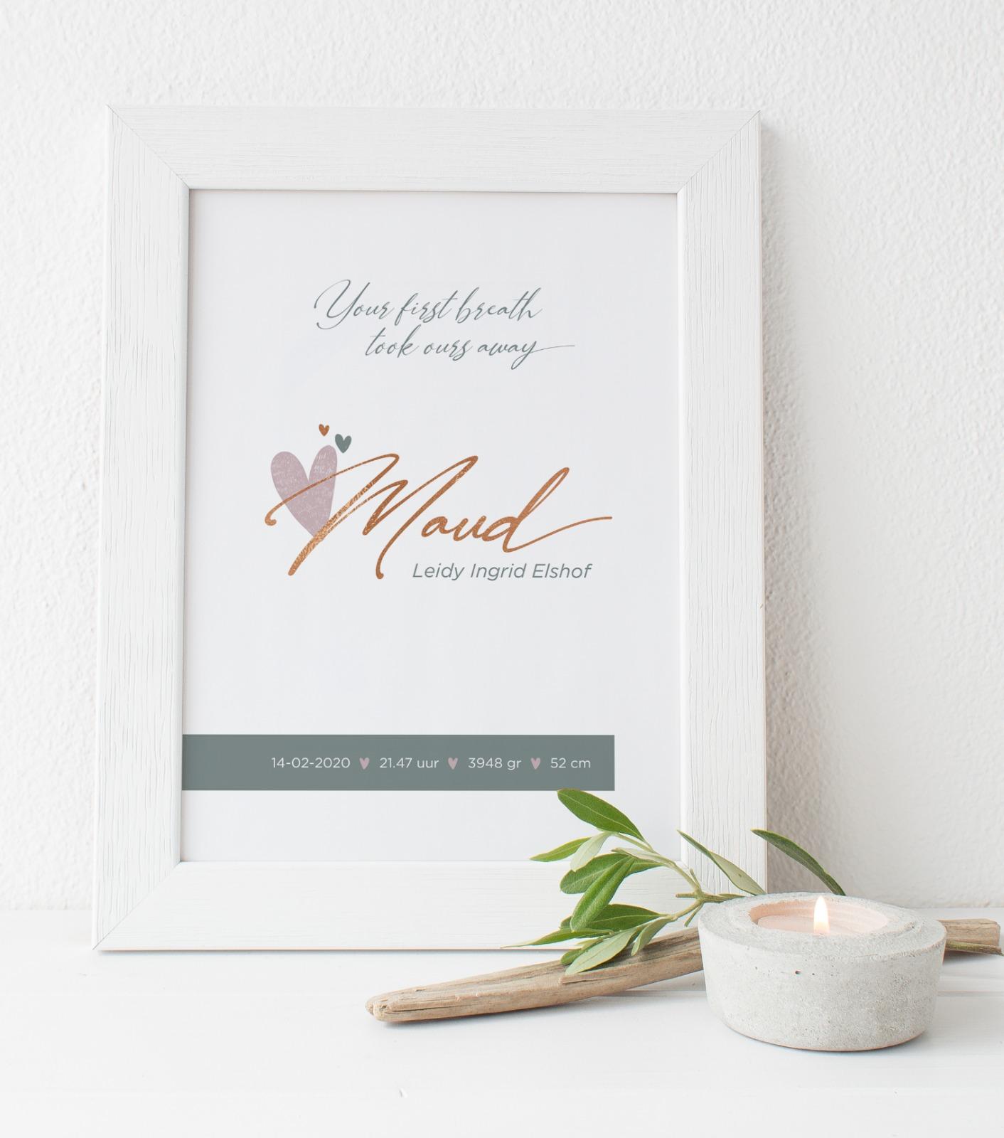 Poster Maud
