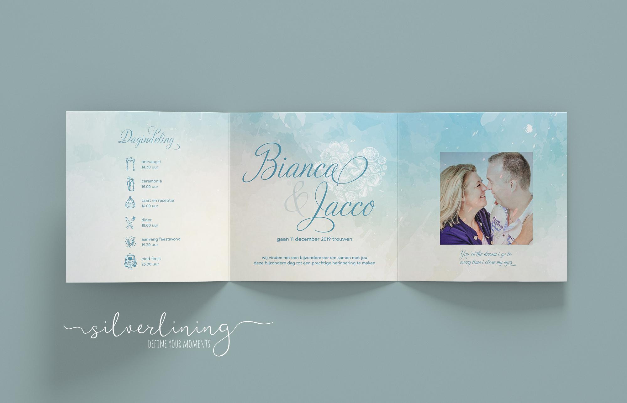 Bianca en Jacco