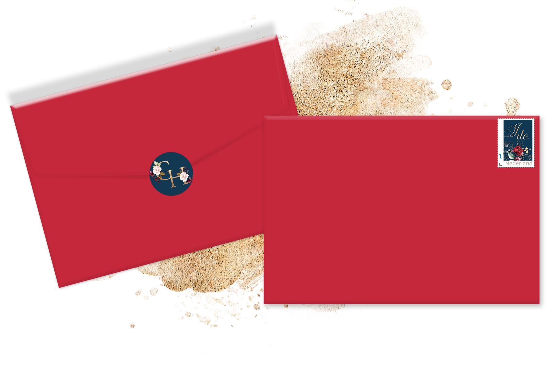 Envelope C&H